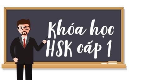 Luyện thi HSK cấp 1