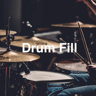 90 seconds to learn how to play a basic drum fill