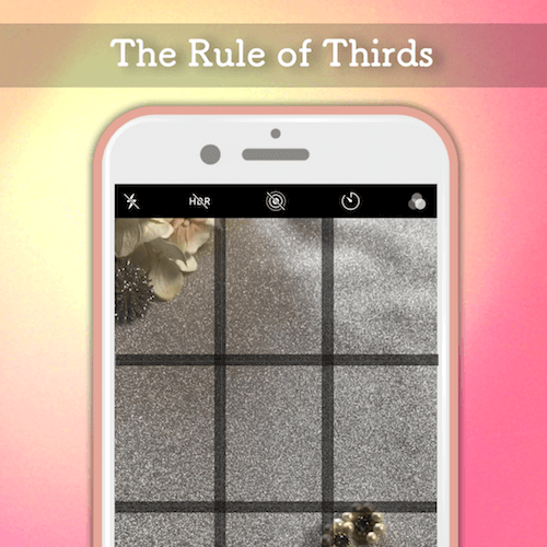 The rule of thirds square
