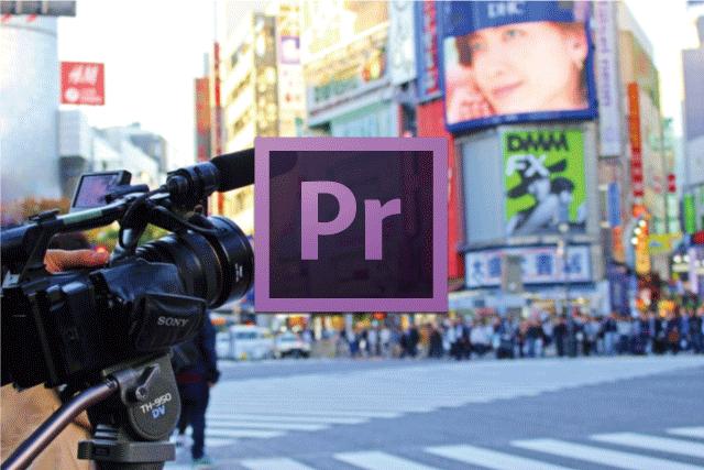 基礎から学んでクリエイターを目指そう Premiere Pro CC
