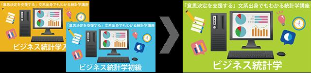 ビジネス統計学のセットコース