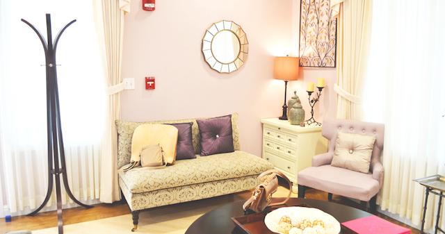 引っ越し後に整理整頓された理想の部屋の画像