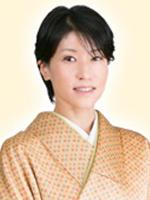 森谷悦子様の写真
